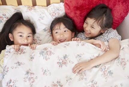 親と顔見知りではないのに、子どもの友達グループをお泊りさせるのはあり?なし?