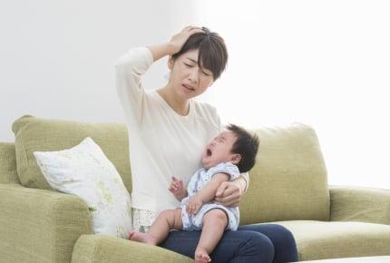 「ママのイライラ」には理由あり。子育てストレスを解消できていないママは5割以上