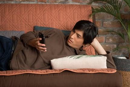家族との時間を楽しむ?自分だけの時間に没頭?家にいるときに旦那さんは、何をしていることが多い?