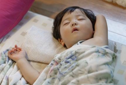 「1人で寝たい!」と強い希望を持つ幼児。安全面で親が対策すべきことは?