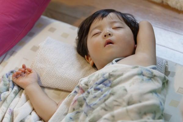子ども 1人寝