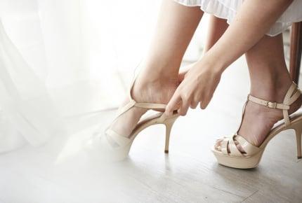 身長が高い女性、ヒールのある靴を履いていますか?何センチまでOK?