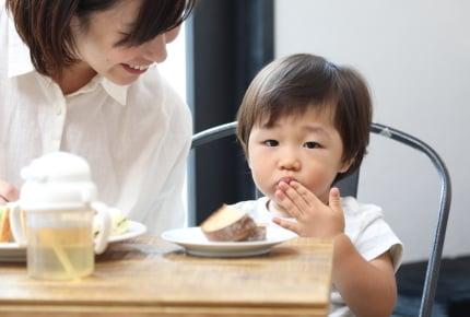 1歳8ヶ月ではじめての外食。おとなしく食べさせる工夫はある?