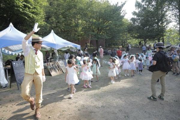 妖精パレード