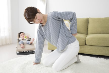 「女は痛みに強い」と言うけれど…….産後ママ、本当はここまでボロボロです