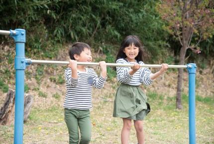 うちの子は逆上がりできない!運動が不得意な子どもを持つママはどうしてる?