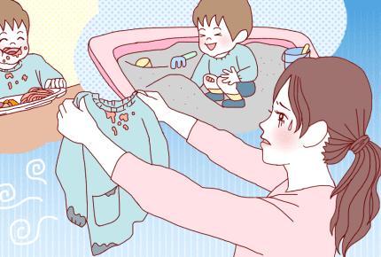 幼稚園グッズは週1の洗濯が当たり前!?みんなはどうしている?