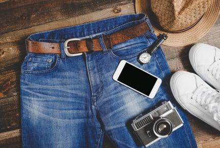 旦那のズボンを試着なしで買いたい!どうやってサイズやデザインを選ぶ?