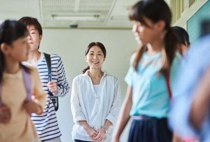 小学校で毎月ある授業参観。1年間に何回行きますか?