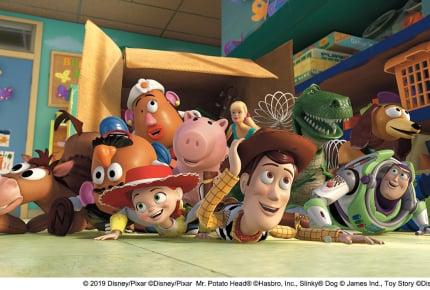 """""""本物の映像""""で子どもの豊かな感性を育む!ディズニー・ピクサーの名作が、超高画質の""""4K UHD""""で続々登場"""
