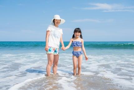 ママ友にプールに誘われたら水着を着れる?ママたちが愛用している水着とは
