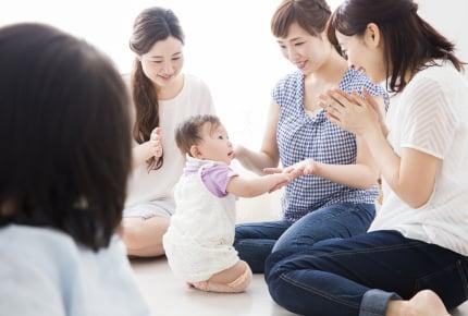 """支援センターを、ママ友グループが""""独占""""状態。「こんなものなの!?」の質問に、先輩ママが回答します!"""