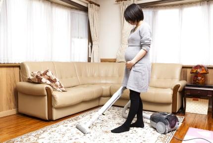 いつのまにか完璧な家事が当たり前に!?妊娠中に家事を頑張りすぎると産後や育休明けがしんどいかも……?