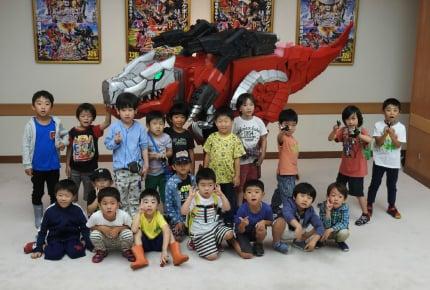 7月26日公開!映画『騎士竜戦隊リュウソウジャー THE MOVIE タイムスリップ!恐竜パニック!!』公開前特別試写会レポート