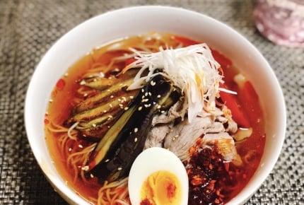 素麺が大満足の一品料理に!簡単にできるアレンジそうめん #簡単3行レシピ