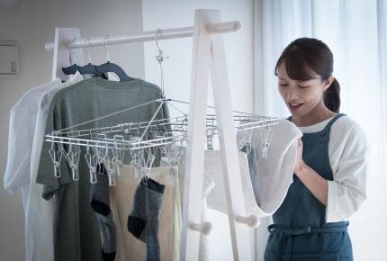ママたちがしている洗濯物が生乾き臭くならない4つの工夫とは