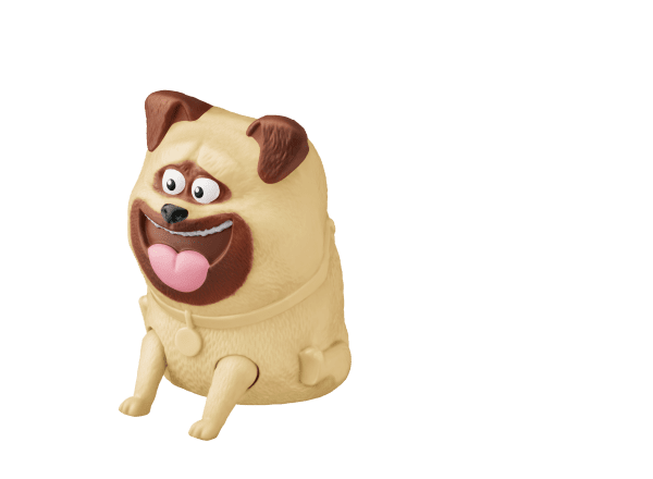 The Secret Life of Pets 2 and related characters are trademarks and copyrights of Universal Studios. Licensed by Universal Studios. All rights reserved.