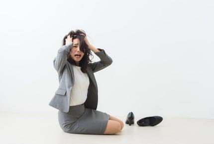 仕事を辞めたい!職場の環境や人間関係のストレスに悩むママたちの叫び