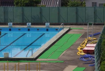 夏休み中のプール開放が中止される小学校が続々!水中にも潜む熱中症の危険