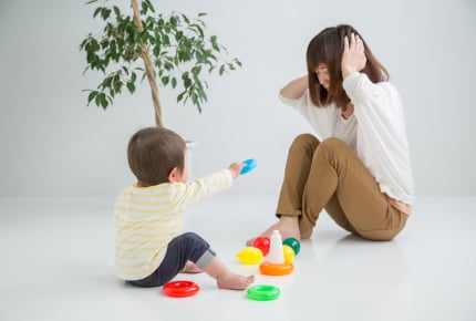 毎日エンドレス! 子どもの「ママ 、ママ、ママ」にグッタリするのは私だけ?