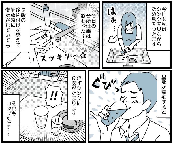 シンクコップ1