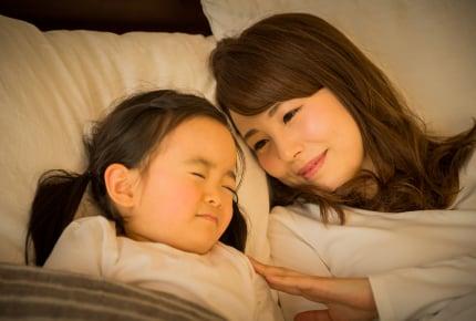 眠れていないと感じる未就学児ママは約6割。睡眠不足の理由第1位は寝かしつけではなく……?