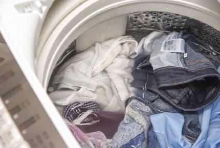 泥汚れを落としたい!二層式洗濯機を使うメリット・デメリットは?