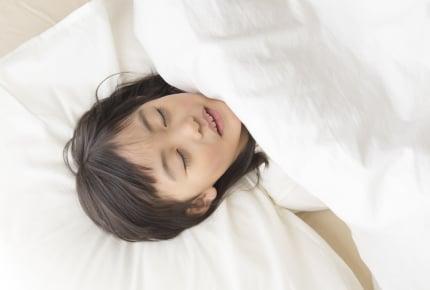 子どもが寝ている姿はただでさえ愛おしいのに、かわいい寝言に胸キュンが止まらない