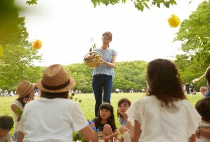 公園や児童センターでお菓子を配るママへのお返し。みんなは持っていく?