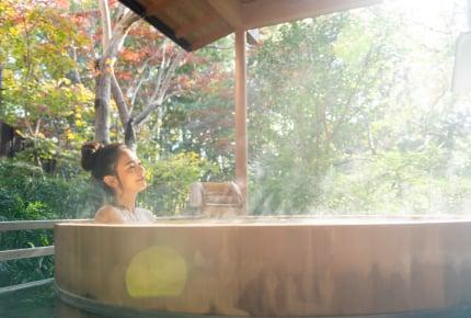「かけ流し」「pH」って何のこと?泉質にこだわった温泉選びで満足度アップ