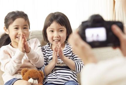 カメラを向けても笑わない娘。笑顔で写る他の子が羨ましい!