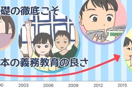 「日本の義務教育は良くない」は嘘!?じつは世界トップレベル、変える必要はない?