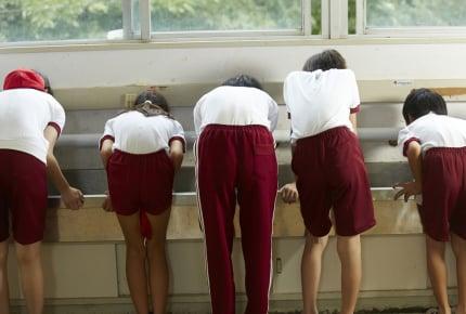 体育の授業の長ズボンを履きたくない子ども。タイツを履かせたいけれど学校に言うのはダメ?