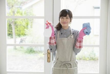 年末の家庭でも「働き方改革」が進行中!年末の大掃除を省力化するコツは