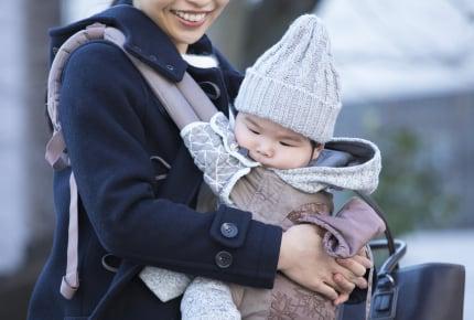 """抱っこひもの""""ヒヤリハット""""。経験者の大半があわてたのは、赤ちゃんの「落下」"""