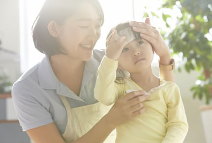 体温や咳、鼻水……幼稚園を休ませる判断ポイントは?