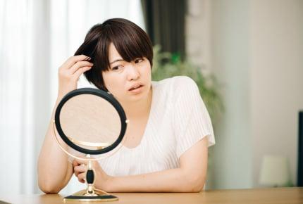 日々のストレスを感じない人ほど、白髪も少ないもの?アラフォー女性の見解や実体験も