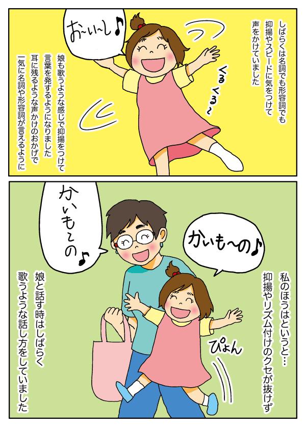 抑揚リズムネーム3