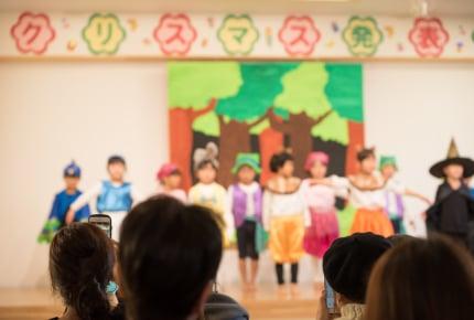 運動会や発表会など幼稚園は行事がいっぱい!参加するママたちは幼稚園の行事をどう思っているのか