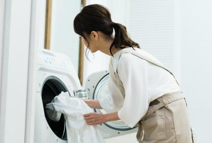 職場に着ていっただけの衣類、毎日お洗濯しますか?気になるママたちのお洗濯事情