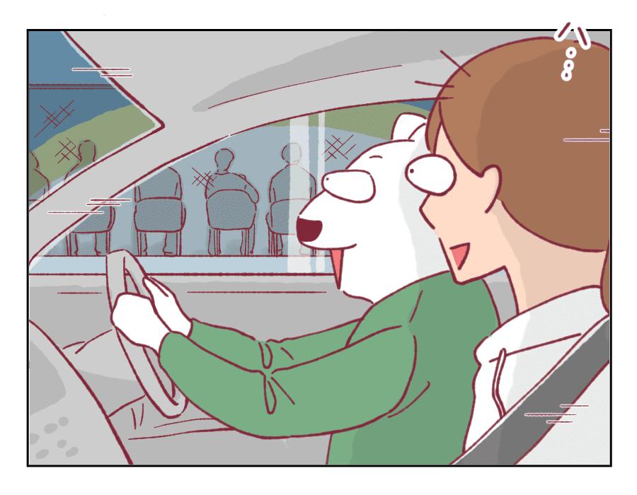 4コマ漫画㊺-3