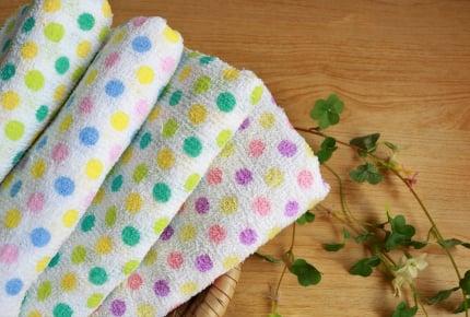 洗面所、キッチン、トイレの手拭きタオルを分けたい。どう使い分ける?
