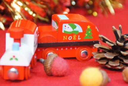 子どもへのクリスマスプレゼントは何にしよう?「木のおもちゃ」の魅力と選び方のポイントを教えて
