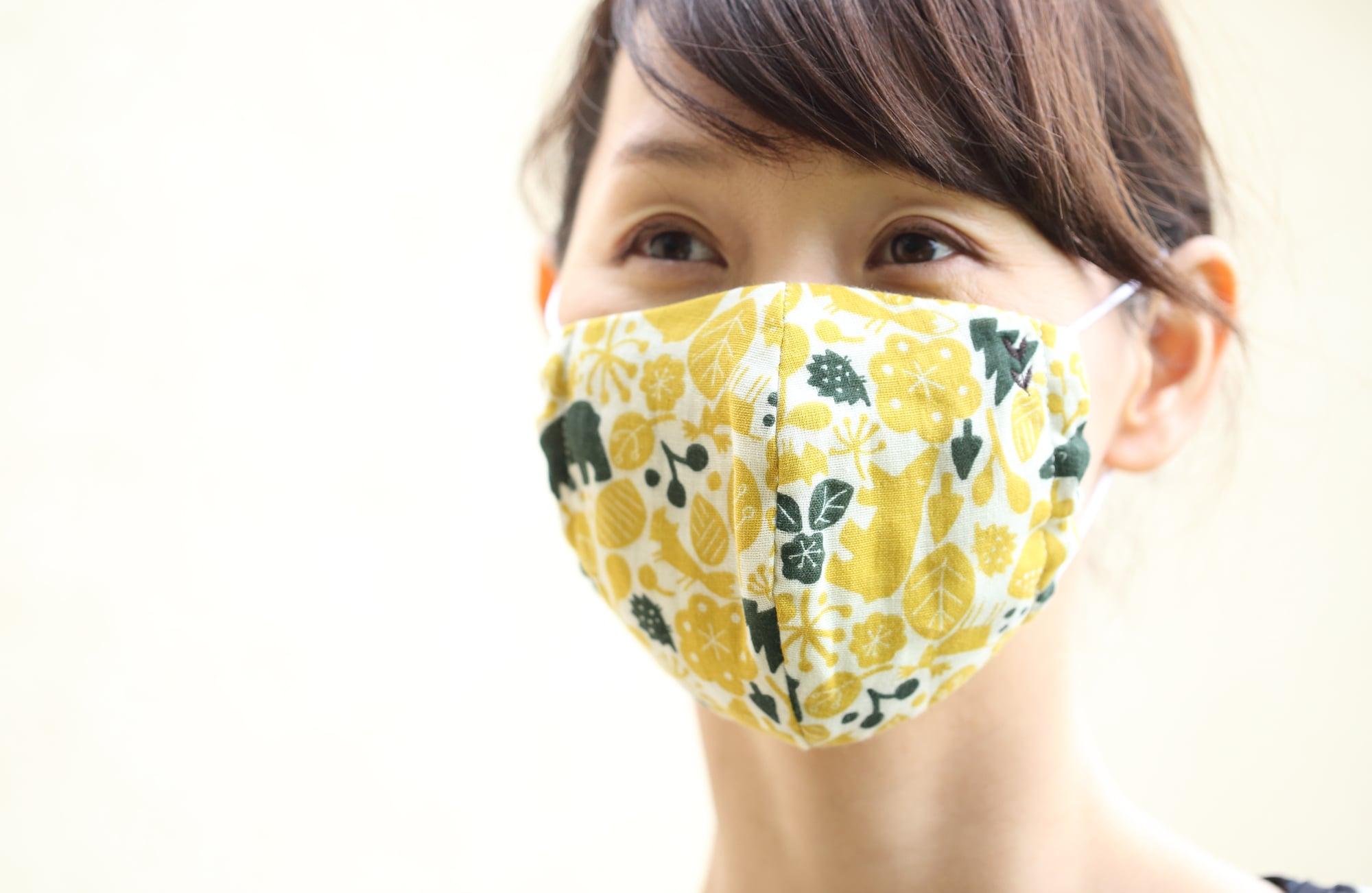 意味 ある マスク 手作り