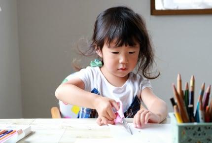 ハサミでクレヨンを切り刻んだ2歳児。子どもに教えるべきなのは物を大事にすること?それとも?