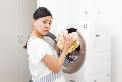 脱水音にドキドキ、終了音にため息……洗濯物を干すのが面倒くさい!