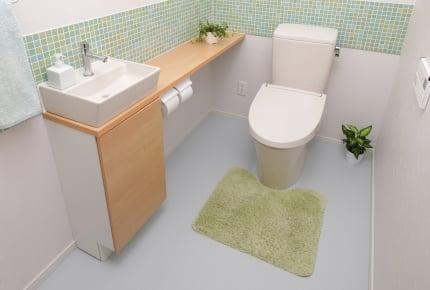 トイレにマットやスリッパを置かないママは意外に多い!?来客時にはどうしているの?