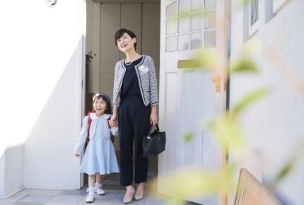 卒業式と入学式に同じ服を着たいママたちへ、印象が違って見える着回しの裏技教えます!