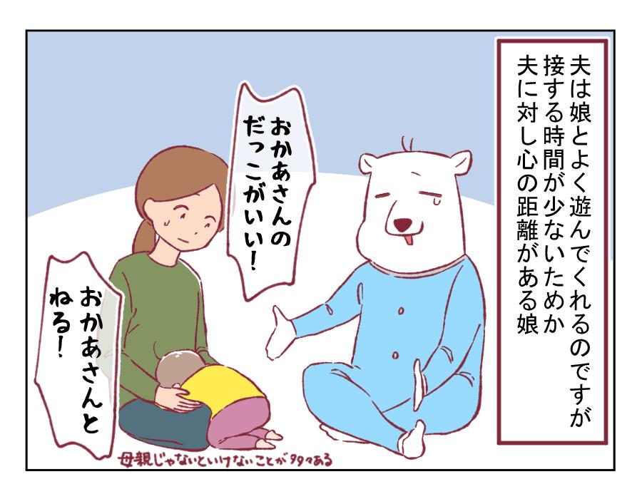 4コマ漫画55-1