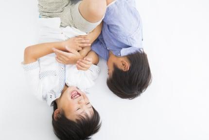 いつも喧嘩ばかりの小学生の三兄弟。喧嘩をさせないための方法はある?